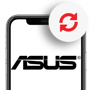 Servis Asus - Inštalácia OS Android